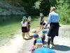 Nuotata esplorazione 12 giugno 2021 Castel Trosino