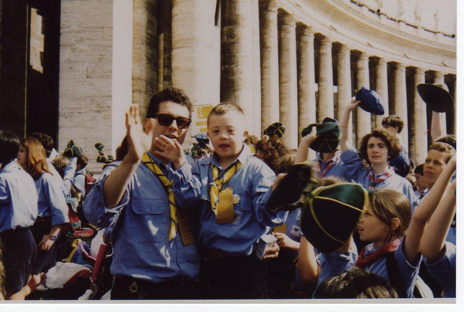 1996_003_Roma incontro con il papa di tutti i lupetti063
