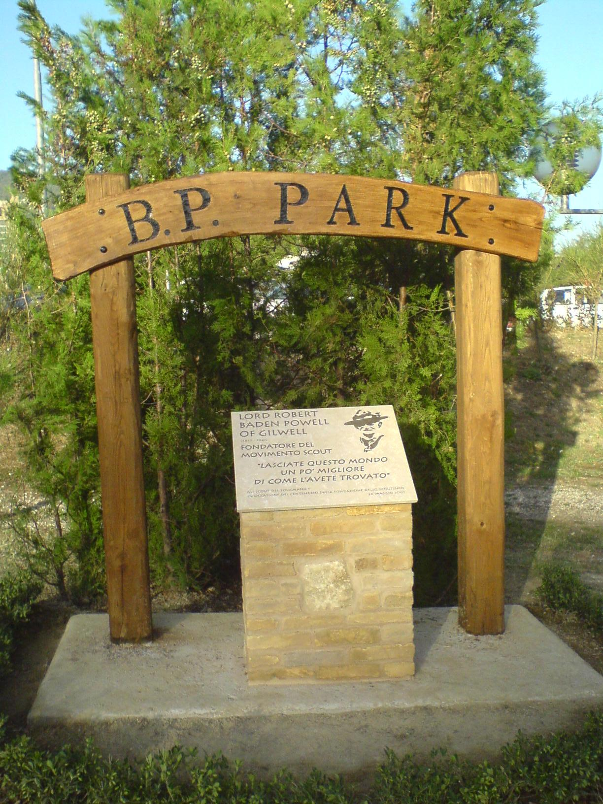 BP PARK 1