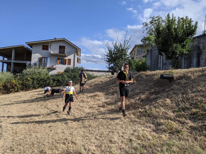 Campo EG Colle Alto Folignano 16-20 agosto 2021
