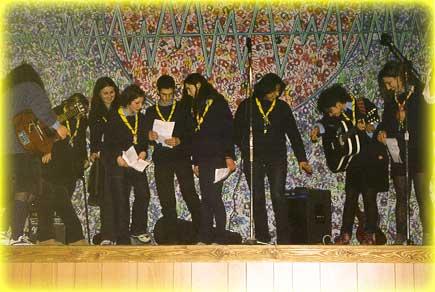 esibizionegruppo
