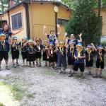 Nuotata Estiva Area Marche e Abruzzo, Colorito di Ussita (MC) 26-29/06/2014