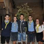 Giovanni Paolo II Santo – la festa, fiaccolata ad Ascoli Piceno con testimonianze, 14/06/2014