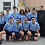 Route Nazionale 2014 – Materiali, foto e video della Route mobile 439 (Longarone- Spresiano) e del campo fisso a San Rossore (PI)