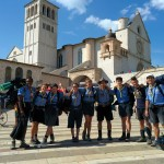 Route Norcia-Assisi, 19-23/08/2015