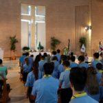 S. Messa di riapertura, Villa Pigna 23/09/2018