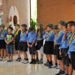 S. Messa di riapertura, Villa Pigna 13/09/2015