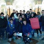 Firma della Carta di Clan, cripta di Sant'Emidio duomo, Ascoli Piceno 20/02/2016