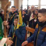VISITA PASTORALE DEL VESCOVO S. E. Mons. Giovanni D'Ercole alla parrocchia di San Luca Ev. in Villa Pigna di Folignano, 20/27 gennaio 2019