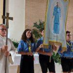 Processione in onore di Maria Madre della Chiesa, Villa Pigna 29 settembre 2019