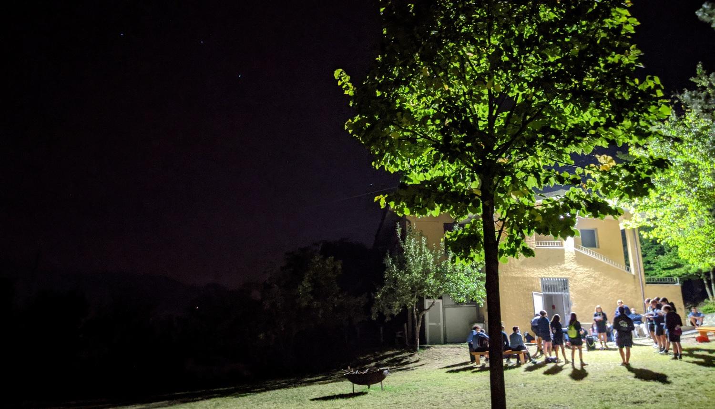Partenza di Maria Vittoria C., Fornara di Acquasanta Terme, 11 settembre 2020